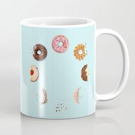 Donut Phases Coffee Mug