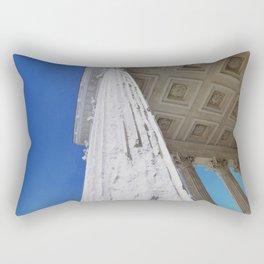 History Lesson Rectangular Pillow