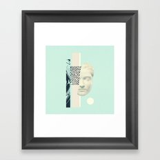 cristal Framed Art Print