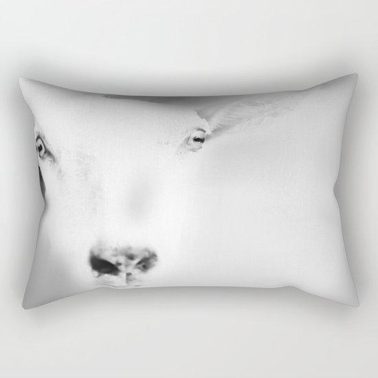 Got your Goat Rectangular Pillow