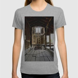 Exploring the Longfellow Mine of the Gold Rush - A Series, No. 4 of 9 T-shirt
