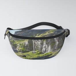 Tears of the mountain Fanny Pack
