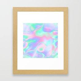 Holograph Framed Art Print
