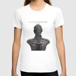 Little Warrior - How Do I Be Strong T-shirt