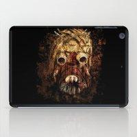 tomb raider iPad Cases featuring Tusken Raider by Sirenphotos
