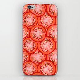 TOMATO CRAZE iPhone Skin