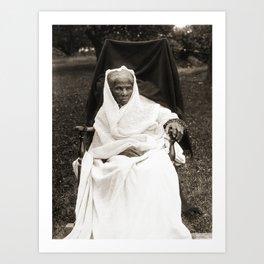 Harriet Tubman, 1911 Art Print