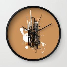 """Four Tet"" Graphic Art Print Wall Clock"