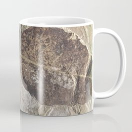 Nature - Leaf of our Past Coffee Mug