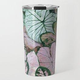 Coleus Leaves Travel Mug
