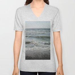 Sand Dollar Beach Unisex V-Neck