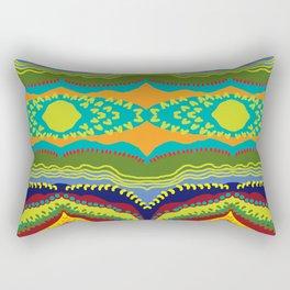 Magic Coral Reef Rectangular Pillow