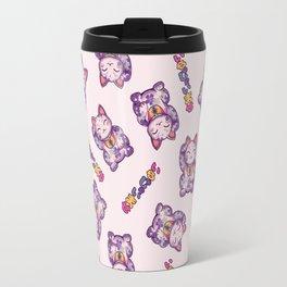 Maneki Neko DLGR Travel Mug