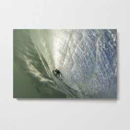 Full Force Transformation Metal Print