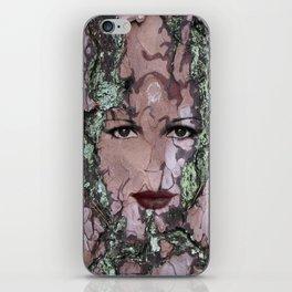 Eye on the trees iPhone Skin