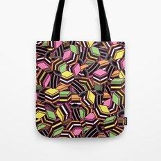 Licorice Allsort Tote Bag