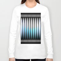 cup Long Sleeve T-shirts featuring CUP by john jewell
