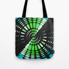 Propelling Peace Tote Bag