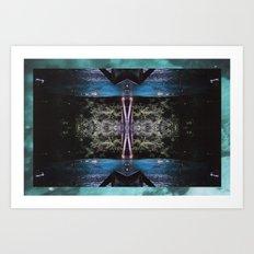 Genie Springs Art Print