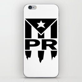 Puerto Rico iPhone Skin