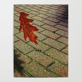 First Leave Of Autumn Poster