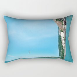 sea shore Rectangular Pillow