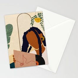 Stay Home No. 4 Stationery Cards