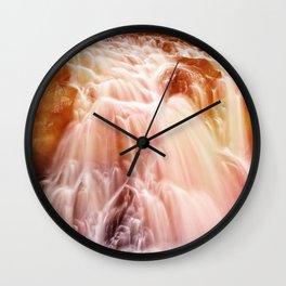 Demon Falls Wall Clock