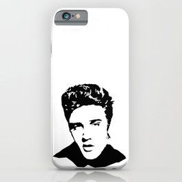 CHRISTMAS GIFTS AND PORTRAITS OF A MUSIC LEGEND FROM MONOFACES FOR 2020 iPhone Case
