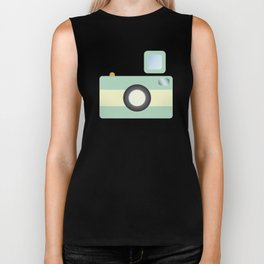Photography camera Biker Tank