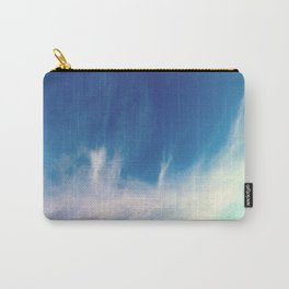 Melbourne Sky 20/06/2017 17:18:59 37.77/144.91 Carry-All Pouch
