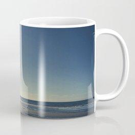 Cricket on the Beach Coffee Mug