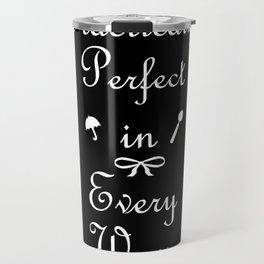 Mary Poppins Practically Perfect Travel Mug