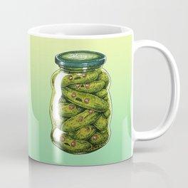 EVIL PICKLES IN A JAR Coffee Mug