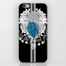 The Poisoned Youth iPhone Skin
