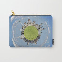 Budapest tiny planet Carry-All Pouch