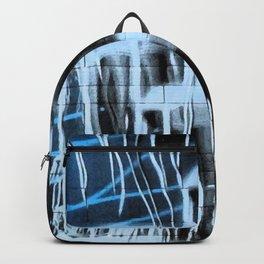 Urban Jellyfish Army  Artwork Backpack