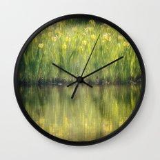 Morning charm Wall Clock
