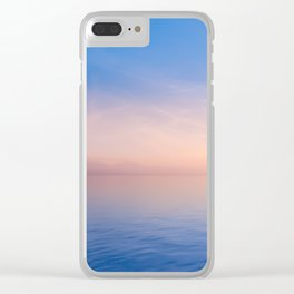 Day Light Clear iPhone Case