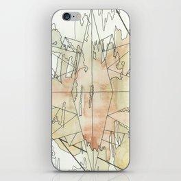 C.O.M.P.A.S.S. No. 8 iPhone Skin