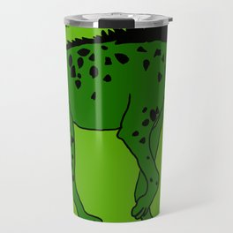 The aberrant hyena Travel Mug