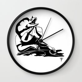 AniMusic (LIZARD) Wall Clock