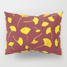 Red maidenhair Pillow Sham