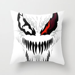 Symbiotic Throw Pillow