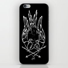 Two Birds iPhone & iPod Skin