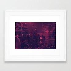 My Pittsburgh Splash Framed Art Print