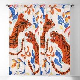 Tiger Swim Blackout Curtain