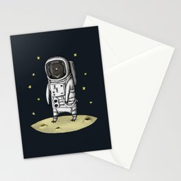 Moon Bear Stationery Cards