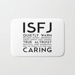 ISFJ Bath Mat