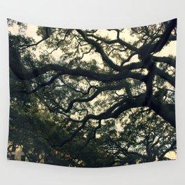 Savannah Live Oaks Wall Tapestry